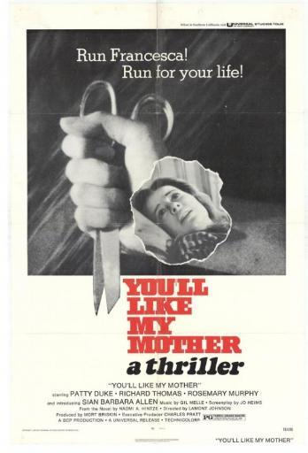 You'll Like My Mother Movie Poster Print (27 x 40) AF8QPL1DHRUMJGQ2