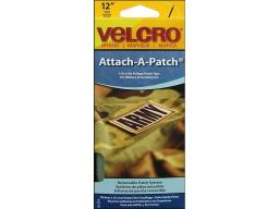 Vel91219 velcro sew on patch kit 4x12 foliage green