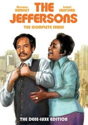 Jeffersons-complete series (dvd/33 disc)