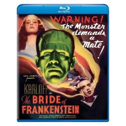 Bride of frankenstein (blu ray) BR61126755
