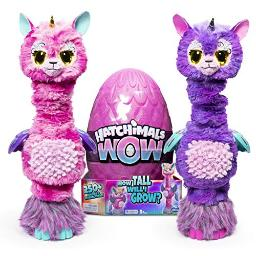 Spin master 6046987 hatchimals wow llalacorn 32in