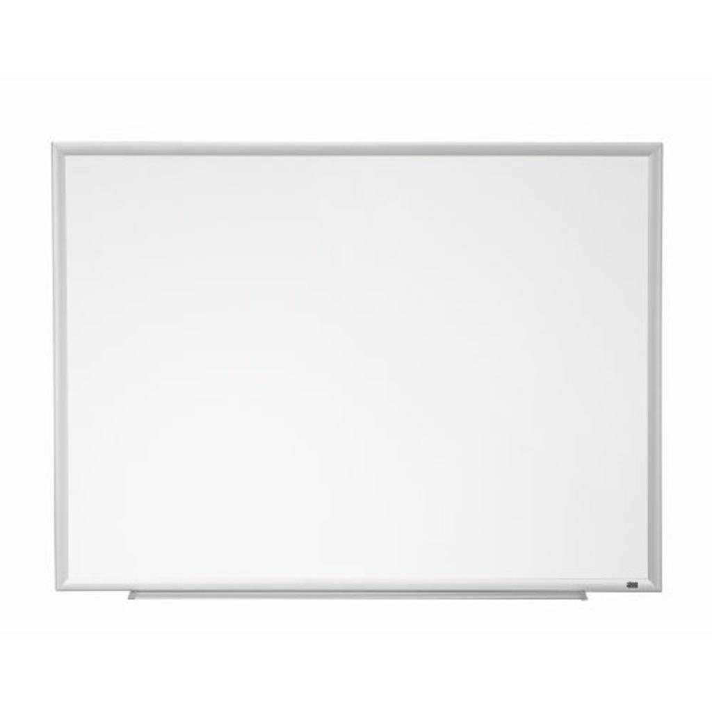 3m - workspace solutions dep9648a dry erase board porcelain