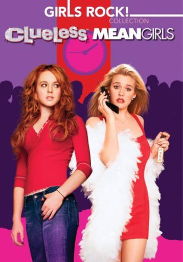 Mean girls/clueless 2pk (dvd) (whatever edition) nla