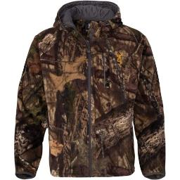 Browning 3048692802m bg wasatch-cb fleece jacket mo-breakup camo medium