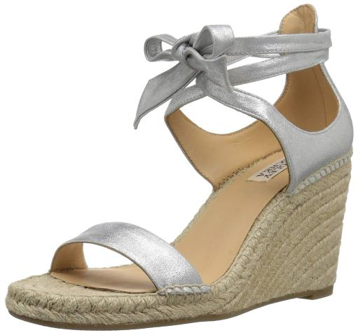 1d00d81cfe9 Badgley Mischka Women's Berkley Espadrille Wedge Sandal