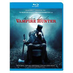 Abraham lincoln-vampire hunter (blu-ray/digital hd) BR2320131