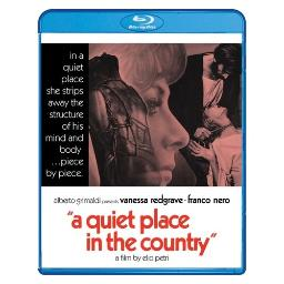 Quiet place in the country (blu ray) (ws/1.85:1) BRSF17953
