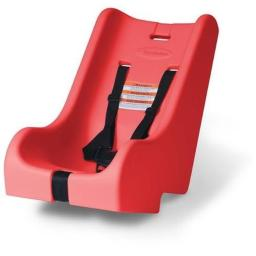 Foundations 4164077 Gaggle Infant Seat, Red