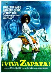 Viva Zapata! Jean Peters Marlon Brando Anthony Quinn 1952. Tm And Copyright ?? 20Th Century Fox Film Corp. All Rights Reserved EVCMCDVIZAFE001HLARGE