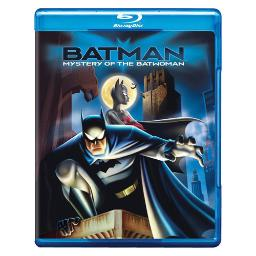 Batman-mystery of the batwoman (blu-ray) BR171007