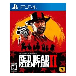Take-two interactive software, 47890 ps4 red dead redemption 2