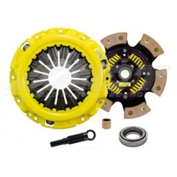 Advanced Clutch NZ1-HDG6 6 Pad Heavy Duty Race Sprung