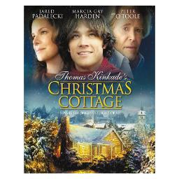 Christmas cottage (blu ray) (thomas kinkade) BR29044