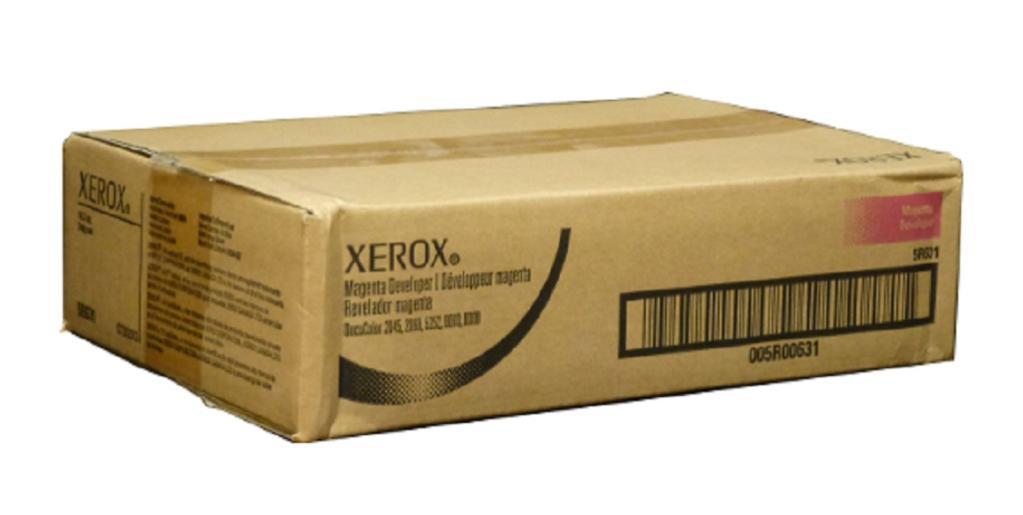 Xerox Genuine/Compatible Printer Magenta Toner Print Cartridge 5R631