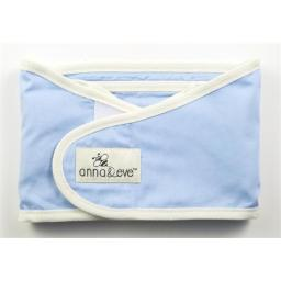 Anna & Eve SS-0002 Small Swaddle Strap Blue
