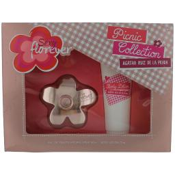 Sexy Florever Picnic collection 2 Piece Gift Set women