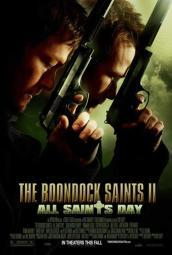 The Boondock Saints II All Saints Day Movie Poster (11 x 17) MOV523730
