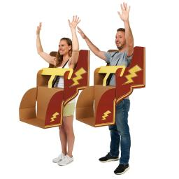 Roller Coaster DIY Cardboard Group of 2 Kit