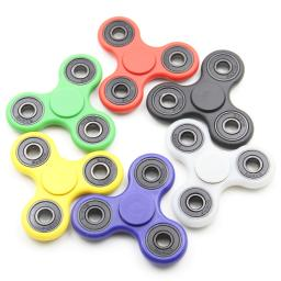 Fidget Spinner Stress Relief Anxiety Toy - Multiple Colors