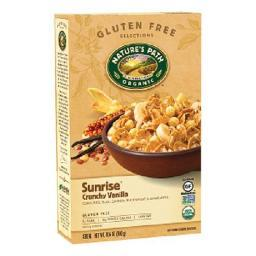 Nature's Path Organic Sunrise Crunchy Vanilla Cereal