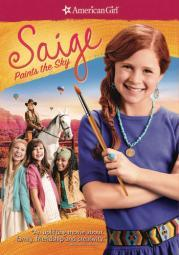 American girl-saige paints the sky (dvd) D63126697D