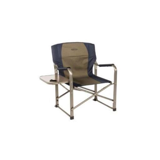 Kamp-Rite CC105 Directors Chair with Side Table