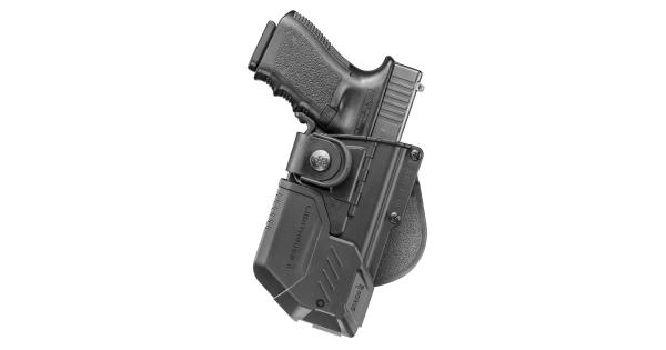 Fobus rbt19-lt2 fobus rbt tactical paddle holster with lighthouse ii-rh