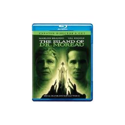 ISLAND OF DR MOREAU (BLU-RAY/UNRATED DIRECTORS CUT) 883929223039