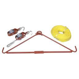 Allen Cases 181 Allen Cases 181 Takedown Gambrel & Hoist Kit