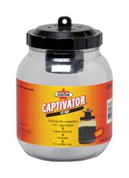 Starbar Captivator Fly Trap 64 oz. - Case Of: 1; Each Pack Qty: 1;