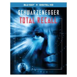 Total recall (blu ray w/digital hd) (ws/eng/eng sdh/5.1 dts-hd) BR46912