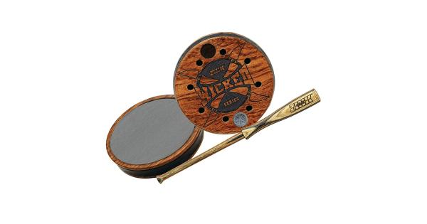 Zink Wicked Series Cherry Crystal Turkey Call 10.5In. X 6In. X 1.25In.