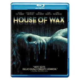 House of wax (2005/blu-ray/ws 1.85/5.1/eng-fr-sp-sub) BR82843