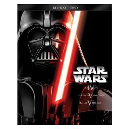 Star wars trilogy-episodes iv-vi (blu-ray/dvd/combo/ws) BR2287624