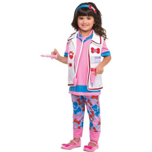 Loftus LF1515TL Girl Little Tikes Vet Costume - 3T-4T