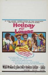 Holiday For Lovers Movie Poster Print (27 x 40) MOVIB41663