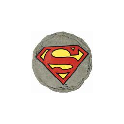 Spoontiques 13331 9 stepping stone  superman logo