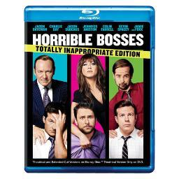 Horrible bosses (blu-ray/dvd/dc/combo/totally inappropriate ednla BRN208153