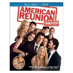 American reunion (blu ray/dvd combo w/digital copy/2discs/ws/1.85:1) BR61119799