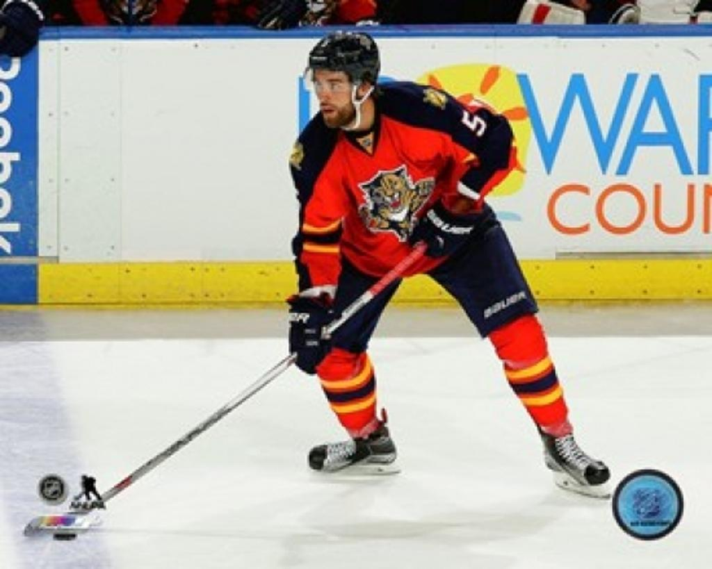 Aaron Ekblad 2015-16 Action Sports Photo