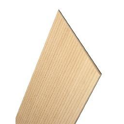 Midwest products 4440 basswood siding 1/16x1/4
