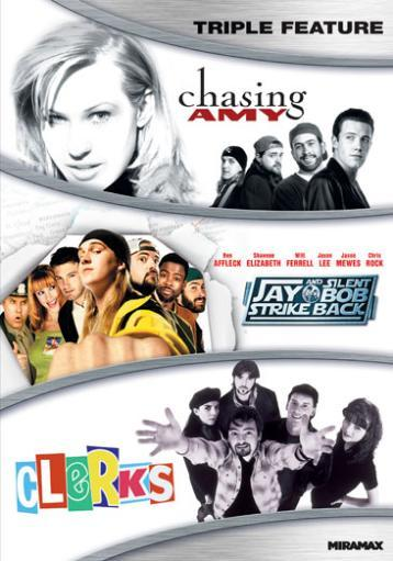 Kevin smith triple featire (dvd)(chasing amy/clerks-15th/jay & silent bob 3DHFGS3FQYGYE68S