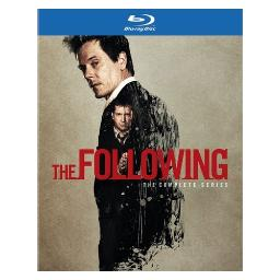 Following-complete seasons 1-3 (blu-ray/9 disc) BR577909