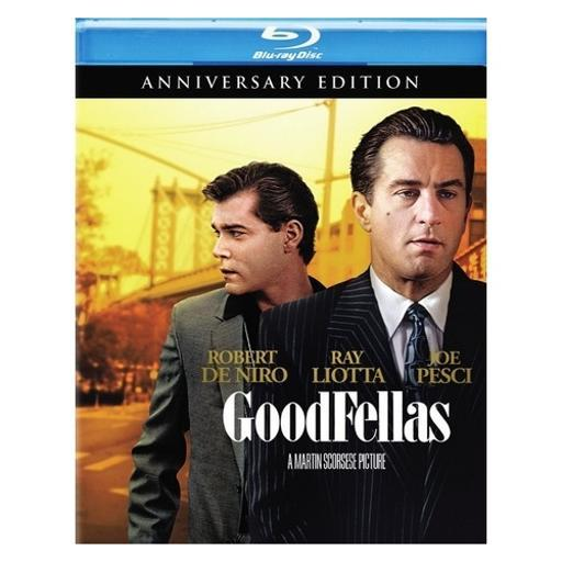 Goodfellas-25th anniversary (blu-ray/movie only) WLLEUDOLENX71UYE