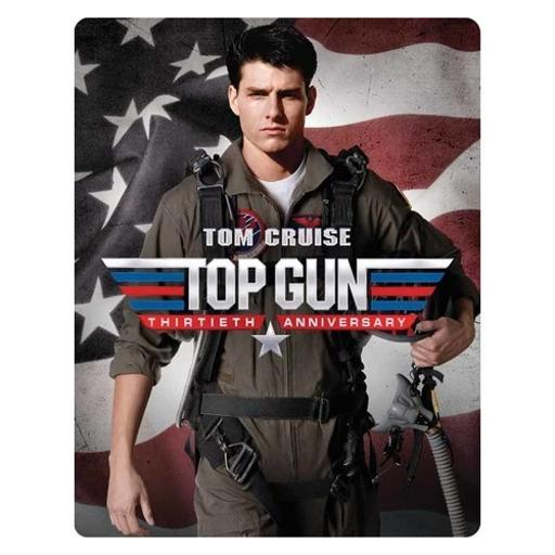 Top gun 30th anniversary edition steelbook (blu ray/dvd w/digital hd)(2dvd) PCG4H3JYBQ8CFDFT
