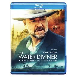 Water diviner (blu-ray/digital hd) BR561226