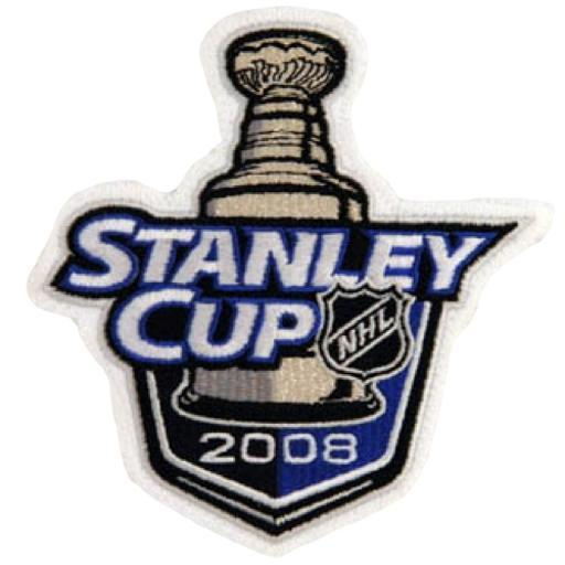 2008 Stanley Cup Finals Iron On Patch Red Wings vs Penguins CJJDXFG2HCBDH2KB