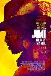 Jimi: All is By My Side Movie Poster Print (27 x 40) MOVCB04145