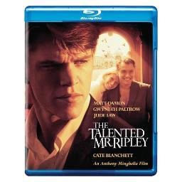 Talented mr ripley (blu ray) (ws) BR59191493