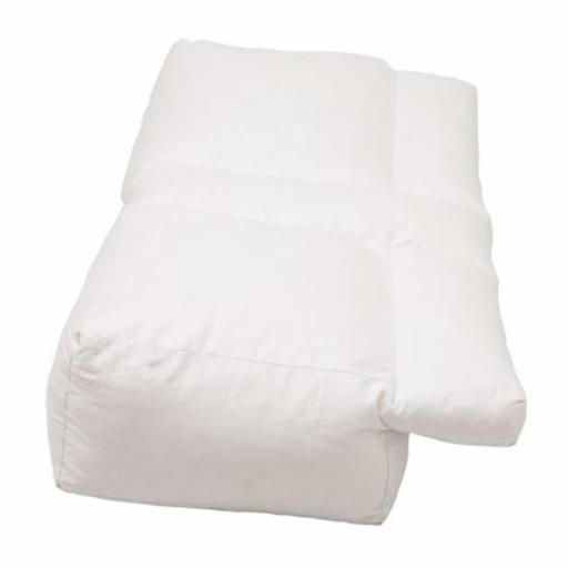 Cover for Better Sleep Pillow - Goose feather COVER white